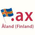 .ax domain