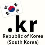 .kr domain